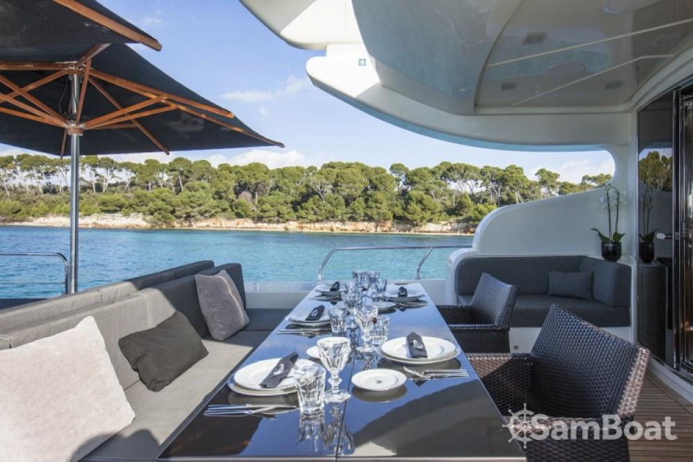 Huur Jacht met of zonder schipper Leopard in Saint-Tropez