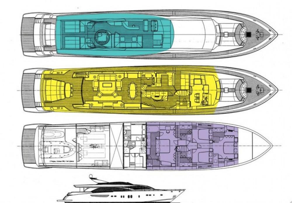 Verhuur Jacht in Saint-Tropez - Guy Couach 34.10