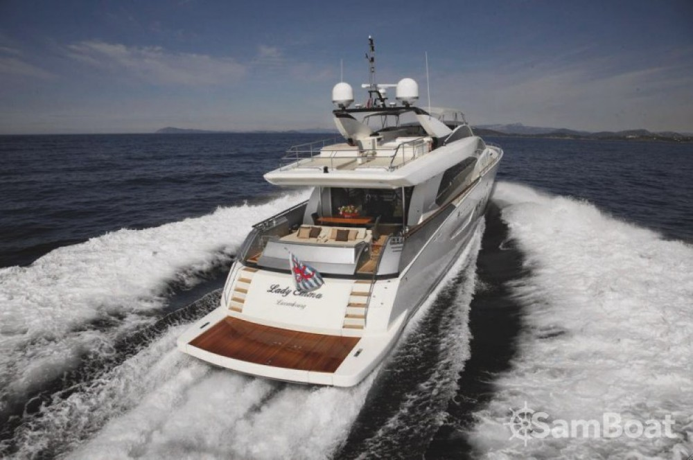 Jachthuur in Saint-Tropez - Guy Couach 34.10 via SamBoat