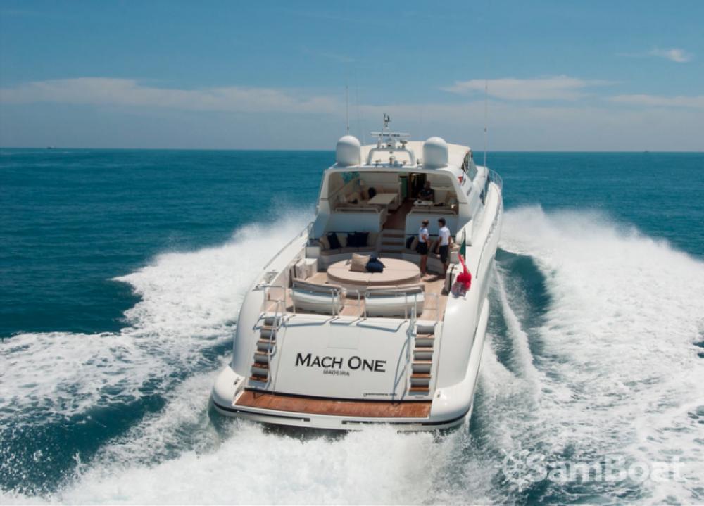 Jacht te huur in Saint-Tropez voor de beste prijs