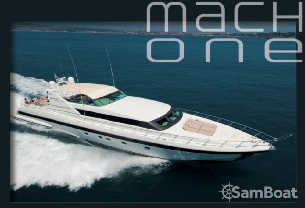 Verhuur Jacht in Saint-Tropez - Mangusta 32