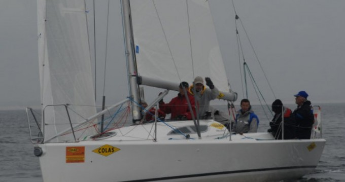 Bootverhuur Archambault Grand Surprise in La Trinité-sur-Mer via SamBoat