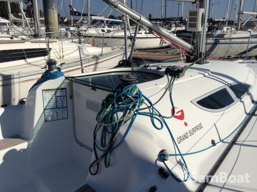 Bootverhuur La Trinité-sur-Mer goedkoop Grand Surprise