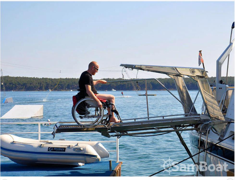 Bootverhuur Trawler Wheelchair accessible boat in Grad Zadar via SamBoat