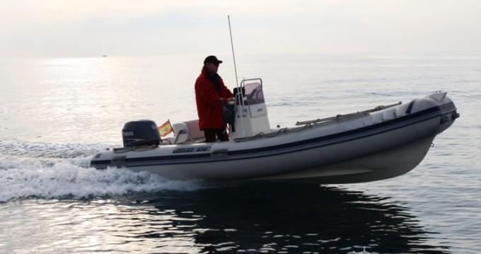 Verhuur Rubberboot in Valencia - Joker Boat Coaster 470