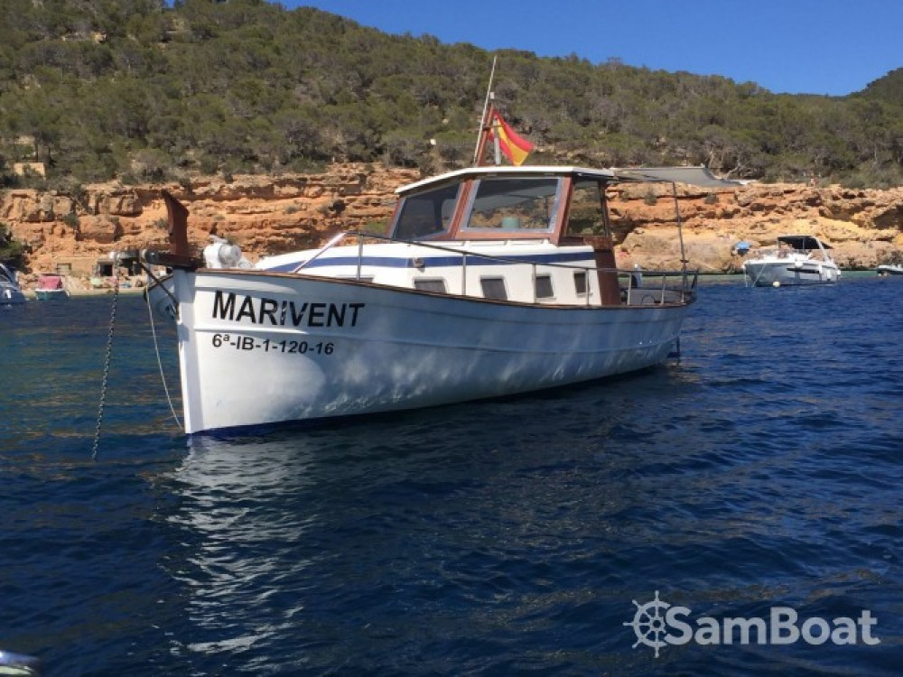Verhuur Motorboot Copino met vaarbewijs