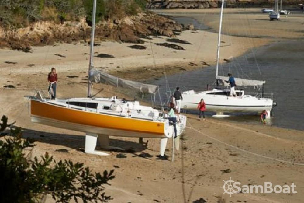Verhuur Zeilboot in La Rochelle - Maree-Haute Django 6.7