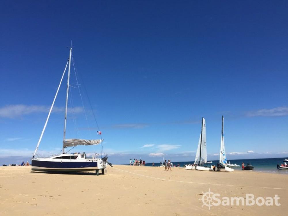 Verhuur Zeilboot Maree-Haute met vaarbewijs