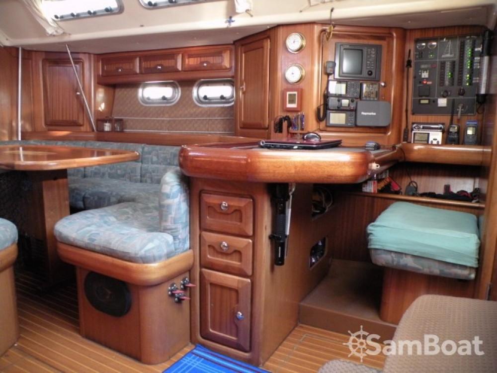 Verhuur Zeilboot in Ajaccio - Bavaria Bavaria 44