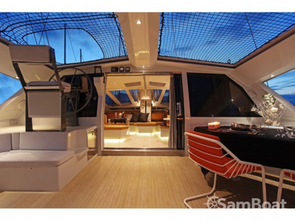 Bootverhuur Diamante Diamante 555 in Balearen via SamBoat