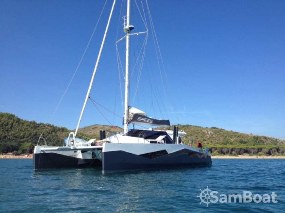 Jachthuur in Balearen - Diamante Diamante 555 via SamBoat