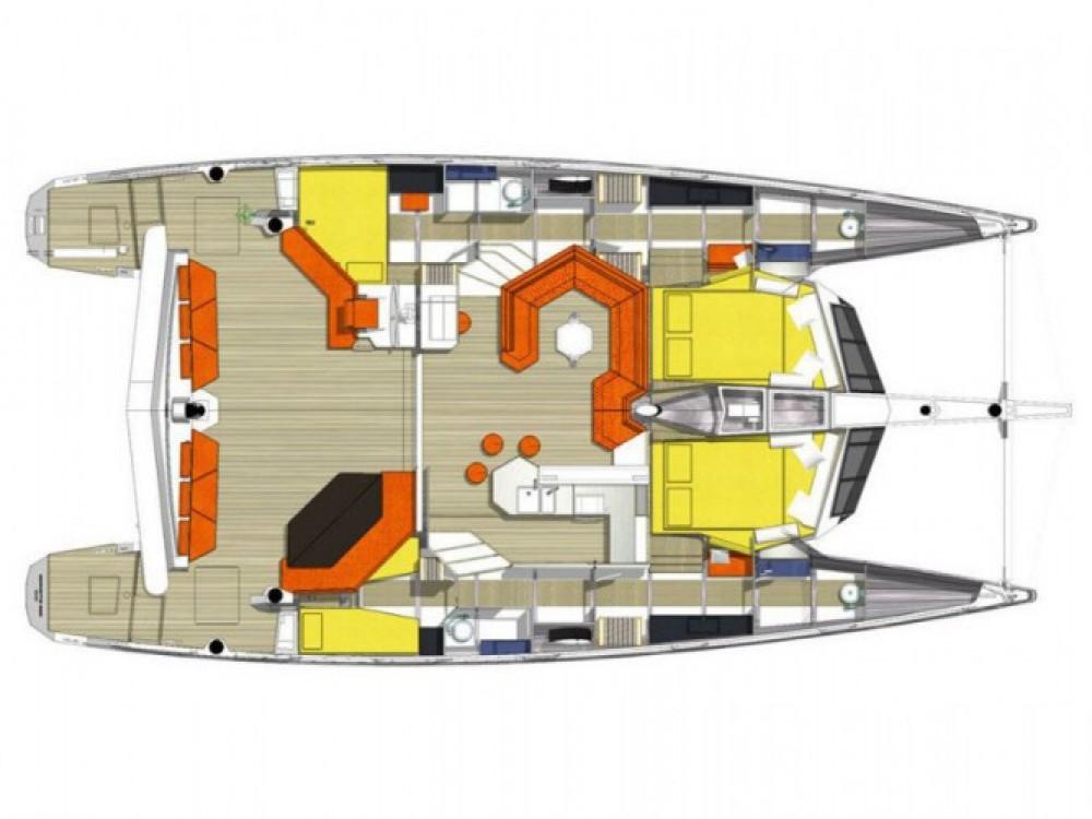 Catamaran te huur in Balearen voor de beste prijs