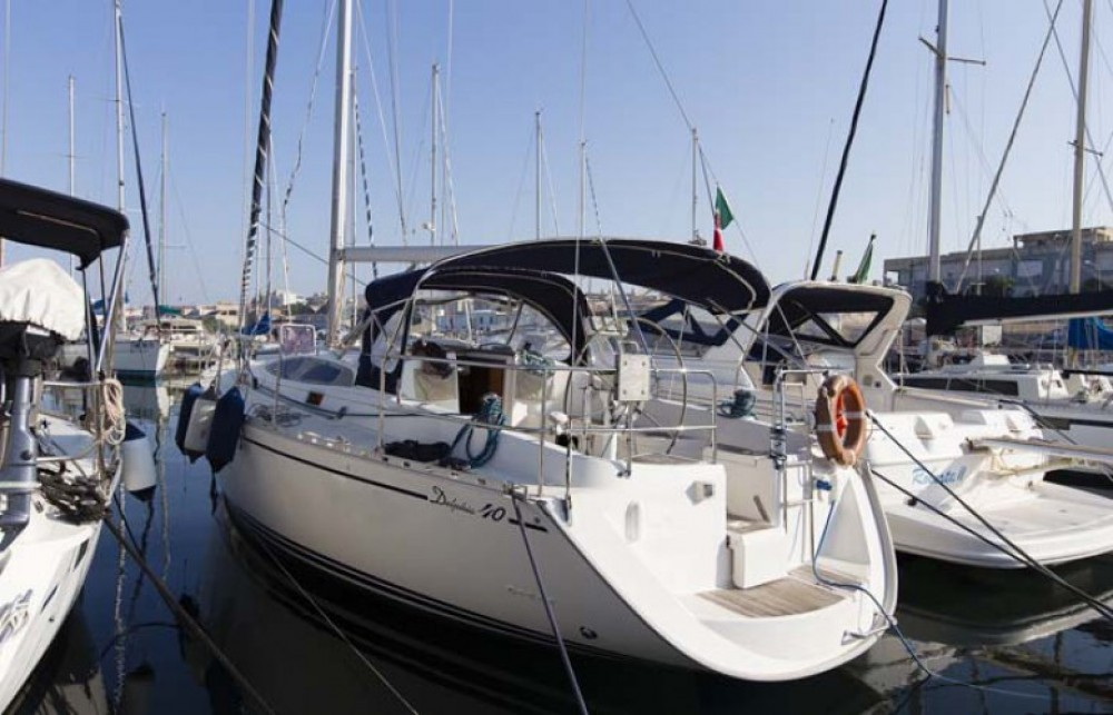 Verhuur Zeilboot in Marsala - Delphia Delphia 40