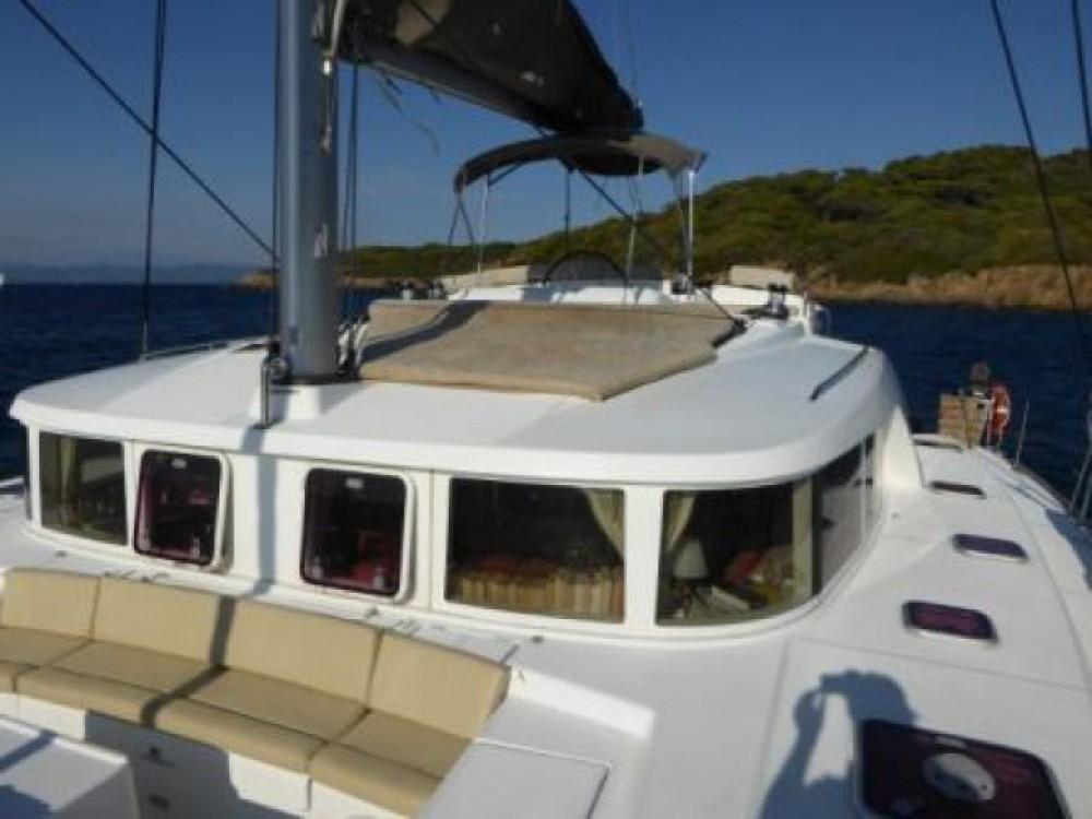 Bootverhuur Porto-Vecchio goedkoop Lagoon 440