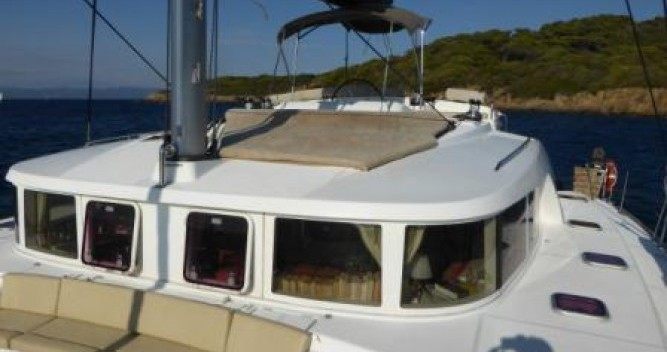 Verhuur Catamaran in Porto-Vecchio - Lagoon Lagoon 440