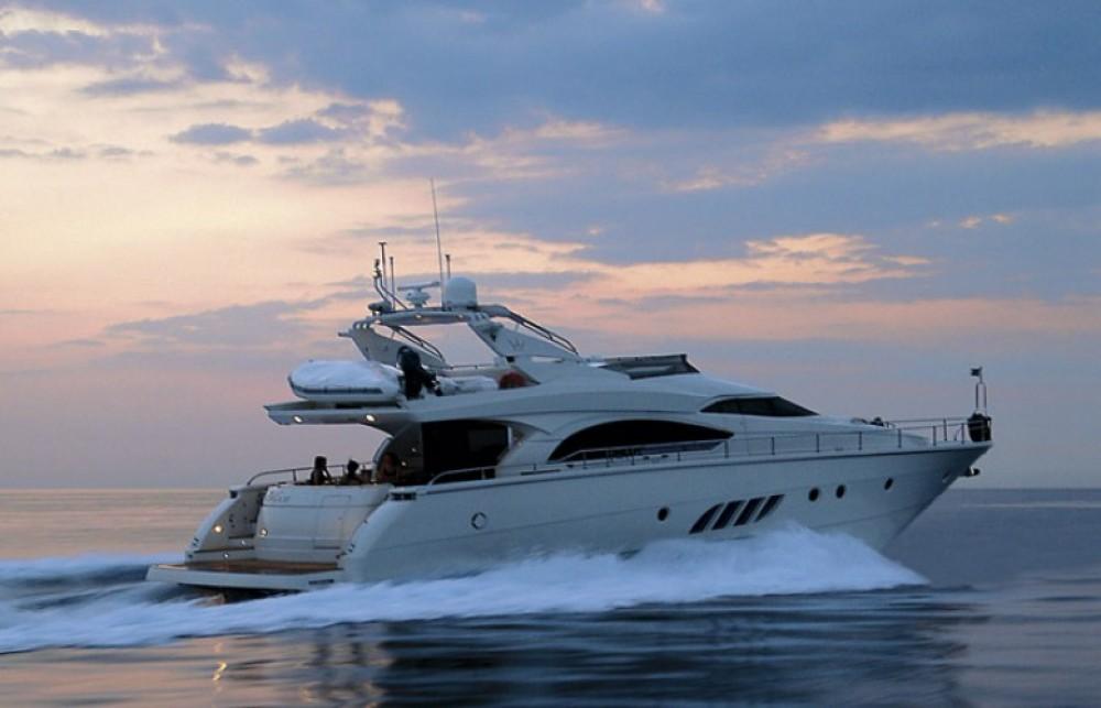 Bootverhuur Dominator yacht in Athene via SamBoat