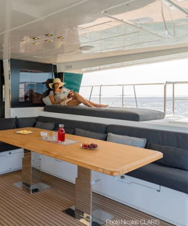 Verhuur Jacht in Μύκονος - Lagoon Lagoon 630 Motor Yacht