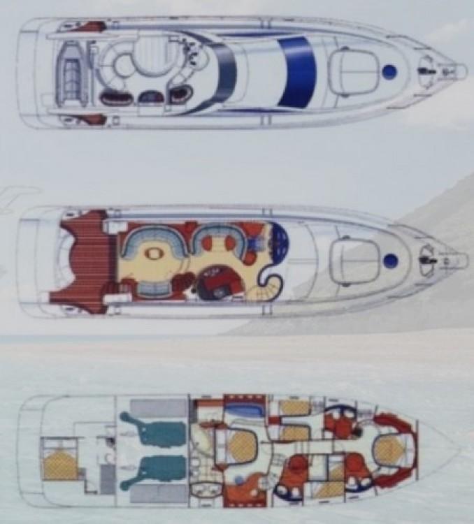 Huur een Azimut yacht in Zakynthos