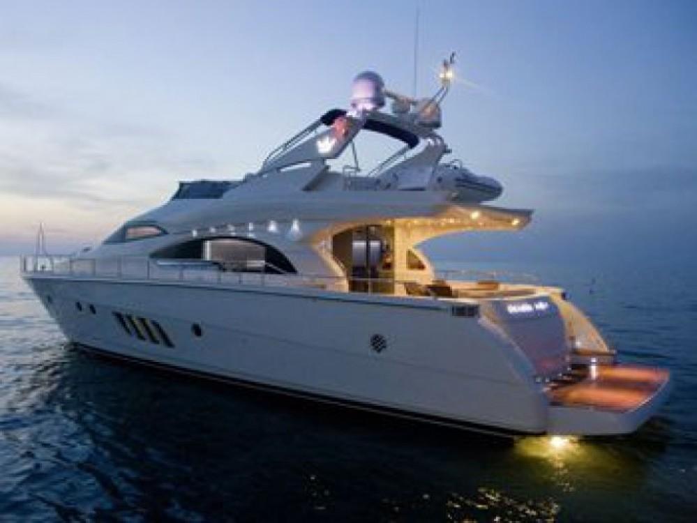 Bootverhuur Athene goedkoop yacht