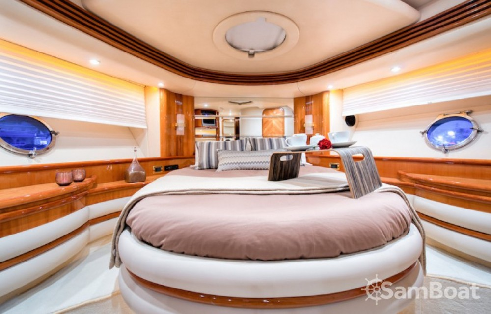 Azimut yacht te huur van particulier of professional in Zakynthos