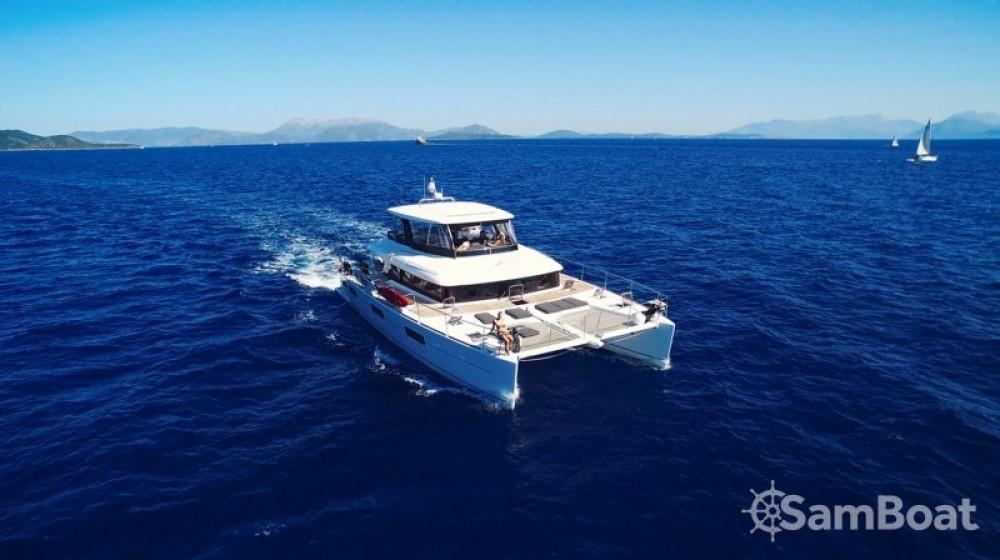 Huur Jacht met of zonder schipper Lagoon in Μύκονος