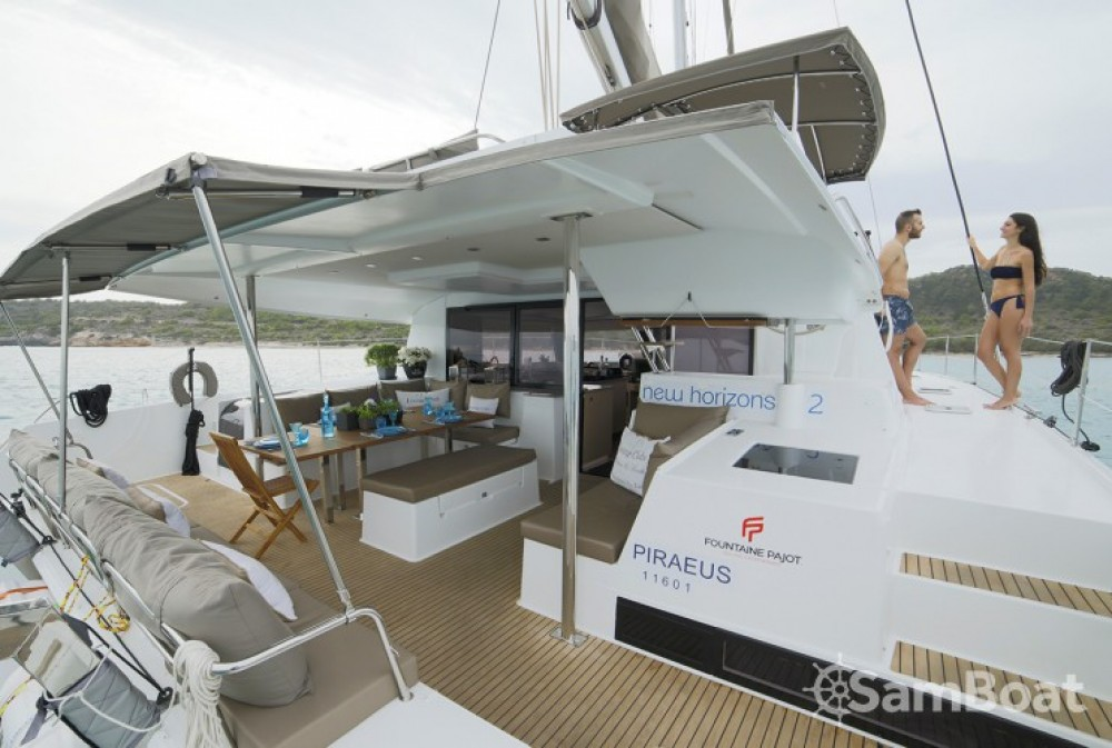 Fountaine Pajot Berret te huur van particulier of professional in Athene