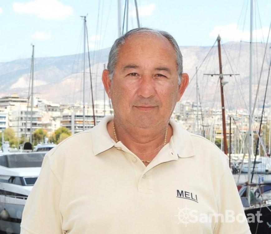 Huur Jacht met of zonder schipper Ferretti in Athene