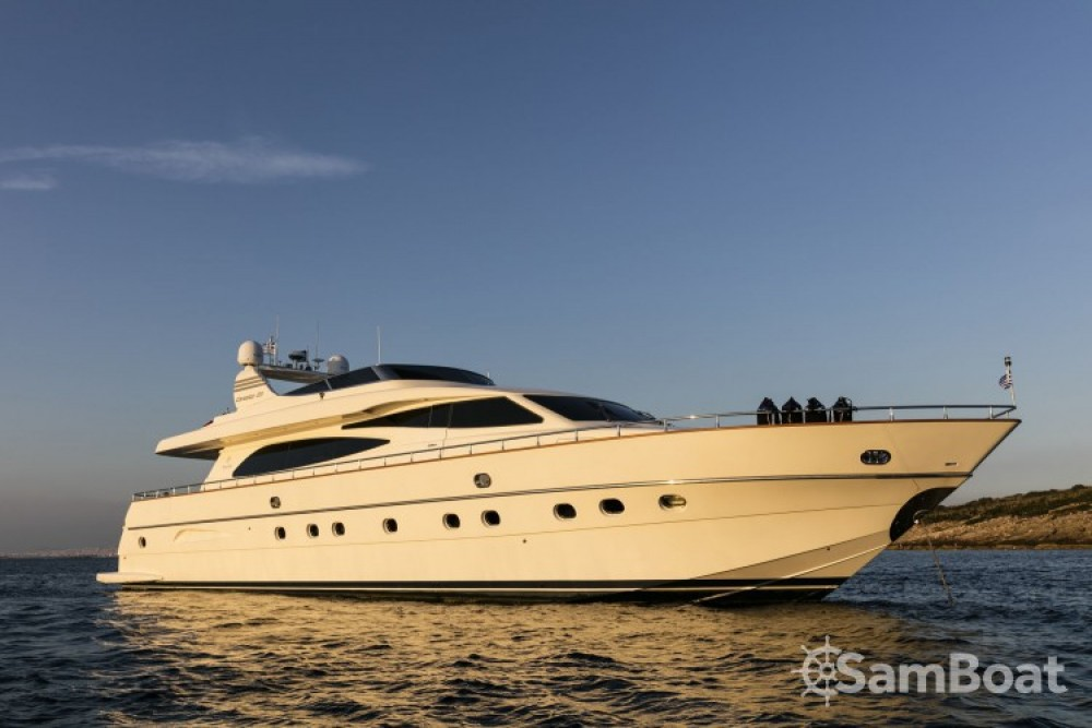 Bootverhuur Canados yacht in Athene via SamBoat