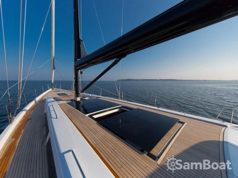 Verhuur Zeilboot in Athene - Hanse yacht