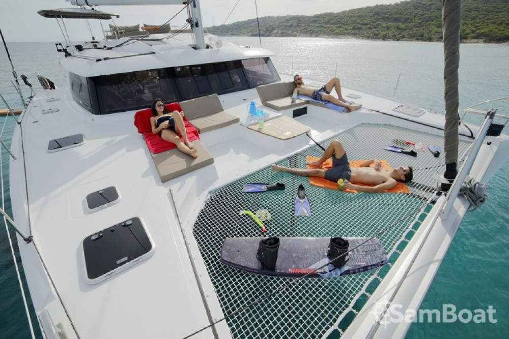 Jachthuur in Athene - Fountaine Pajot Berret via SamBoat