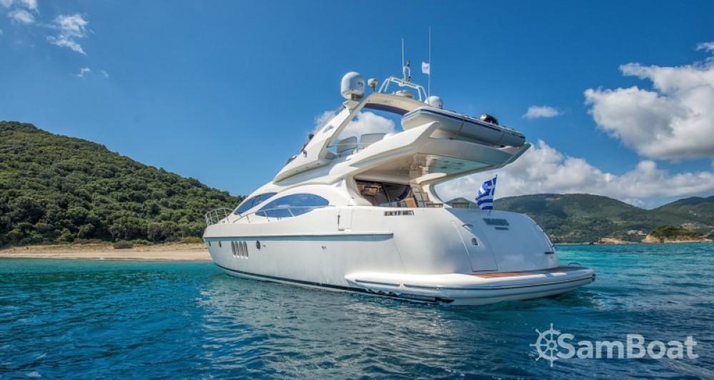 Bootverhuur Zakynthos goedkoop yacht