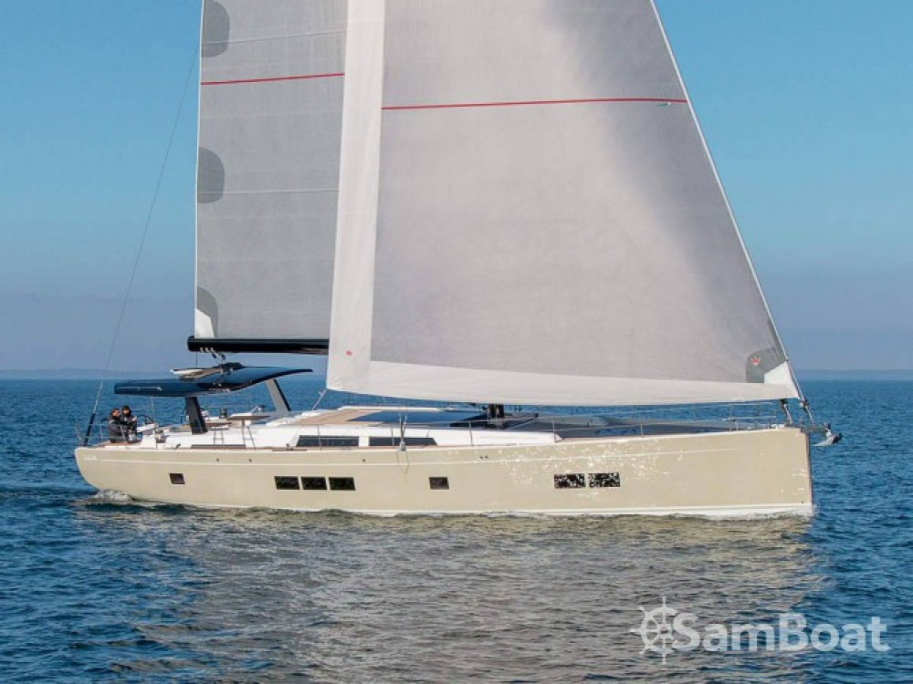 Bootverhuur Hanse yacht in Athene via SamBoat