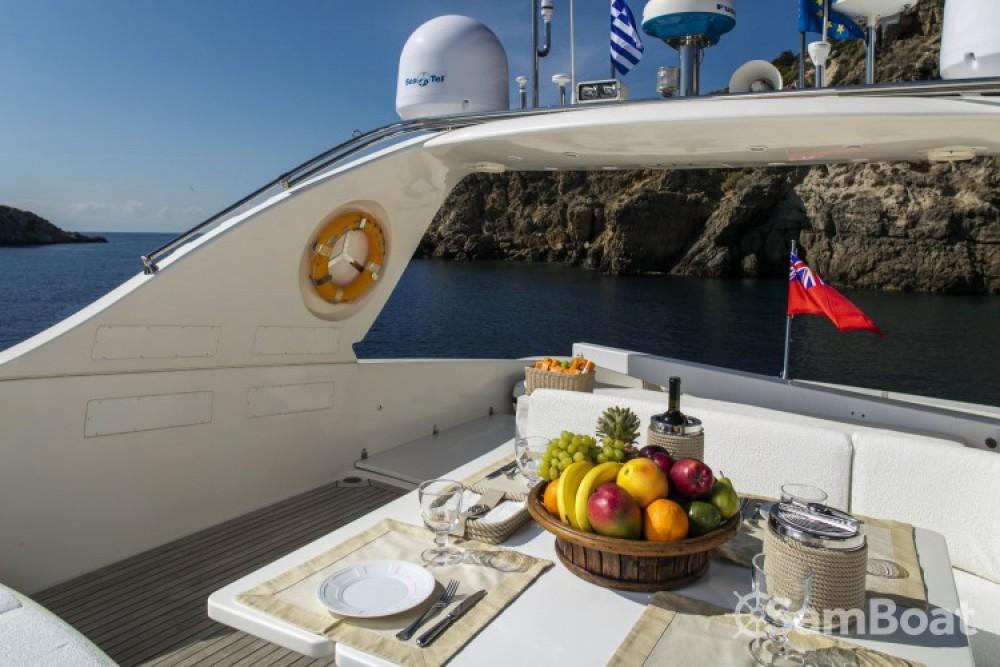 Jacht te huur in Athene voor de beste prijs