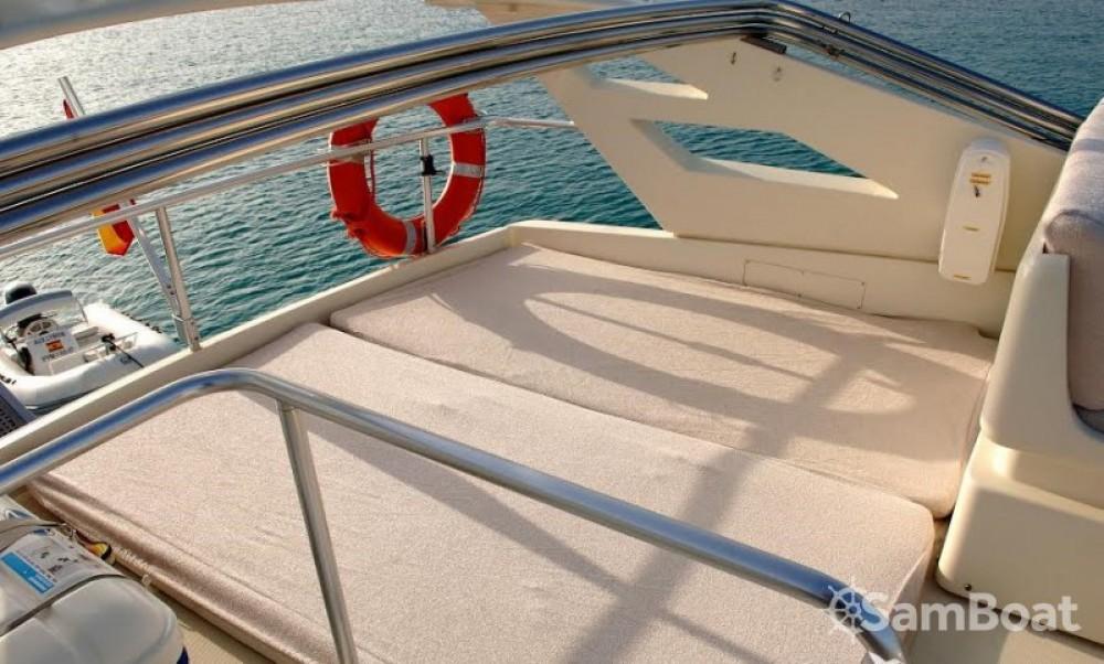Verhuur Jacht in Ibiza - Ferretti Ferretti 175