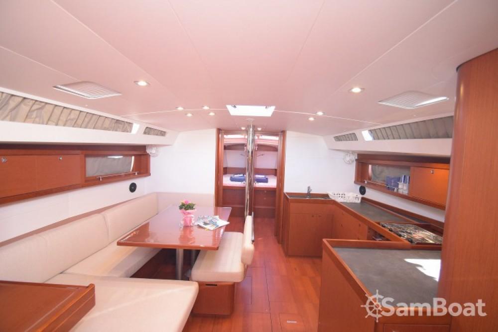 Bootverhuur Cagliari - Casteddu goedkoop Oceanis 48