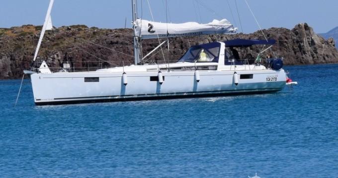 Huur Zeilboot met of zonder schipper Bénéteau in Cagliari