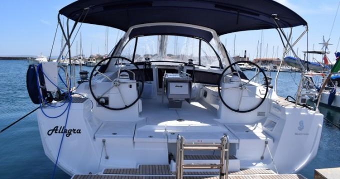 Bénéteau Oceanis 48 te huur van particulier of professional in Cagliari