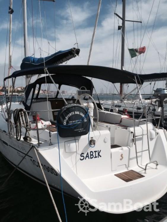 Jachthuur in Carloforte - Bénéteau Oceanis 393 Clipper via SamBoat