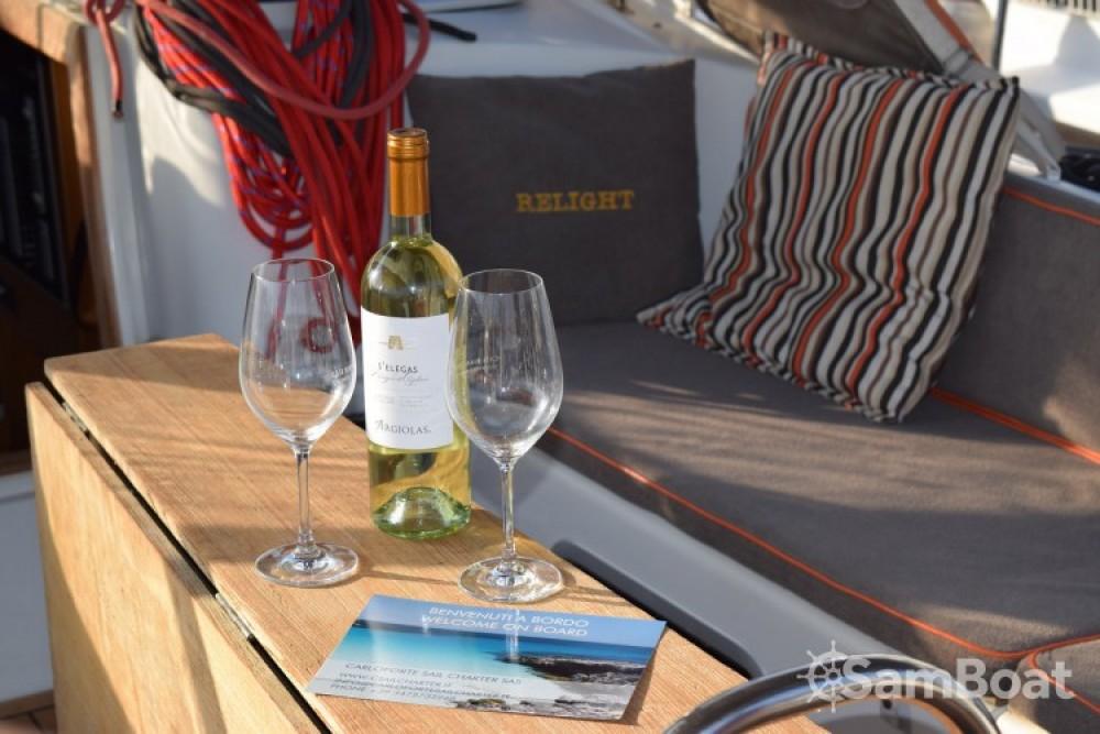 Huur Zeilboot met of zonder schipper Comar in Carloforte