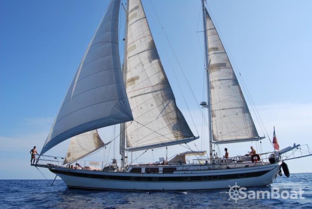Verhuur Zeilboot in  - Ta Chiao Scorpio 72
