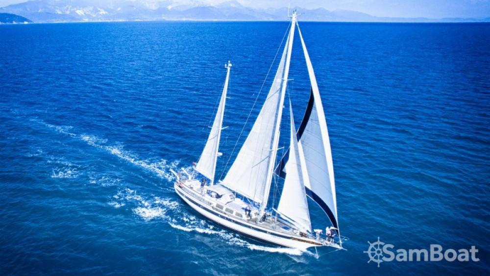 Verhuur Zeilboot Ta Chiao met vaarbewijs