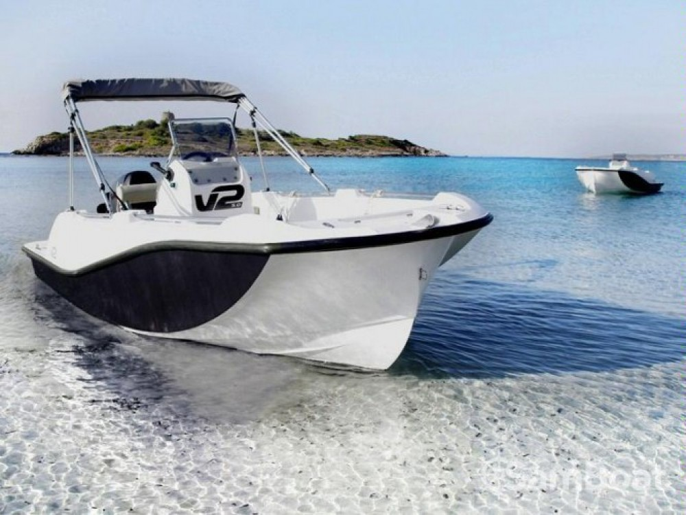 Bootverhuur V2-Boat 5.0 in la Savina via SamBoat
