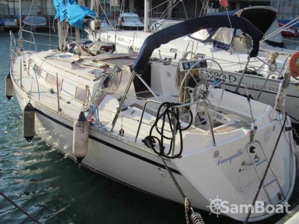 Huur een Gibert Marine Gib Sea 352 in Genua