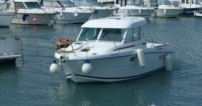Verhuur Motorboot in Sarzeau - Jeanneau Merry Fisher 695