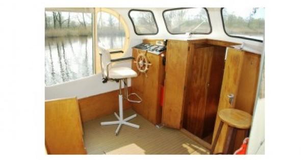 Huur Woonboot met of zonder schipper Bies in Saint-Nicolas des Eaux