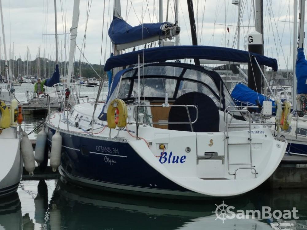 Bootverhuur  goedkoop Oceanis 361 Clipper