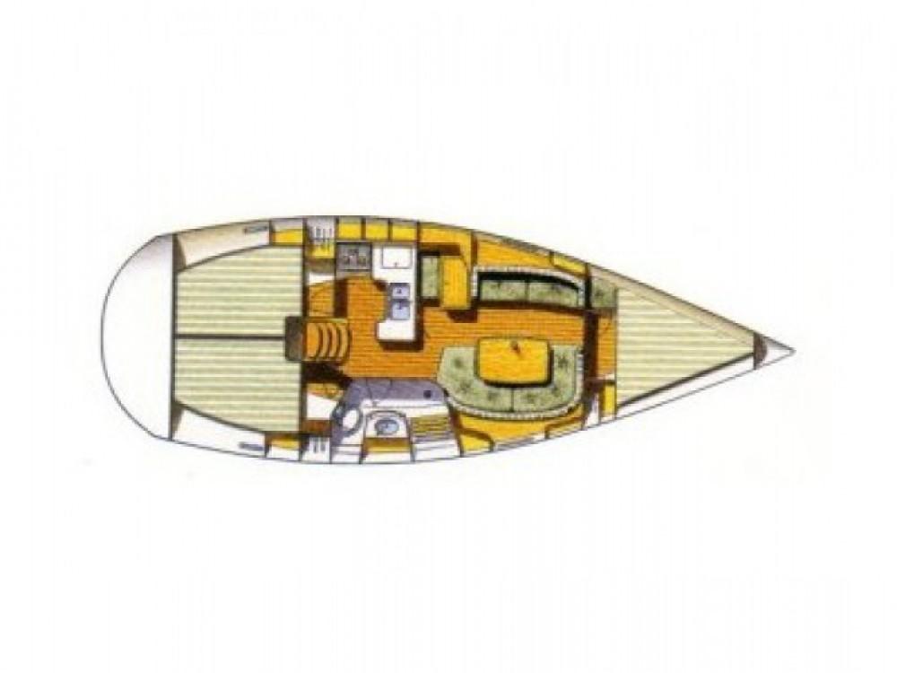 Bénéteau Oceanis 361 Clipper te huur van particulier of professional in