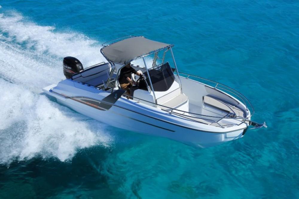 Motorboot te huur in Port de Plaisance du Brise-Lames voor de beste prijs