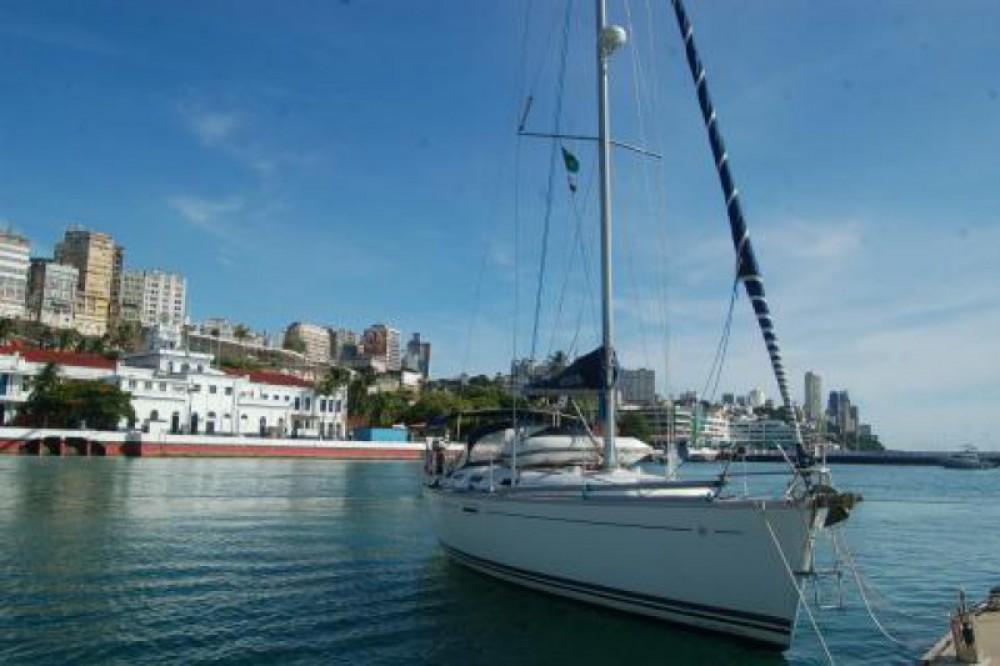 Verhuur Zeilboot in Carqueiranne - Dufour Dufour 385 Grand Large