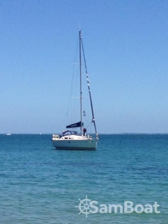 Huur Zeilboot met of zonder schipper Jeanneau in Les Sables-d'Olonne